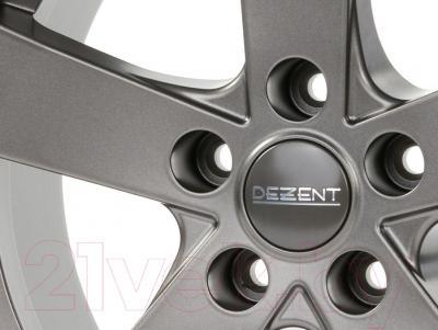 """Литой диск Dezent TD 16x7"""" 5x112мм DIA 70.1мм ET 40мм GR.MATT"""