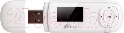USB-плеер Ritmix RF-3450 (4Gb, белый)