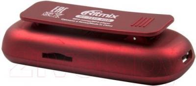 MP3-плеер Ritmix RF-3410 (4Gb, красный)