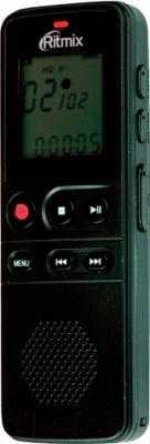 Цифровой диктофон Ritmix RR-810 (8Gb, черный)
