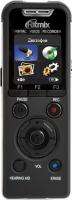 Цифровой диктофон Ritmix RR-980 (4Gb, черный) -