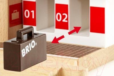Элемент железной дороги Brio Монорельсовая станция 33303