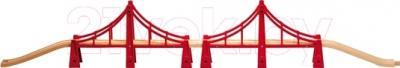 Элемент железной дороги Brio Подвесной мост 33683