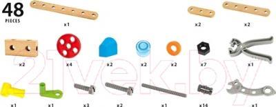 Конструктор Brio Builder Starter Set 34586