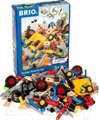 Конструктор Brio Builder Activity Set 34588