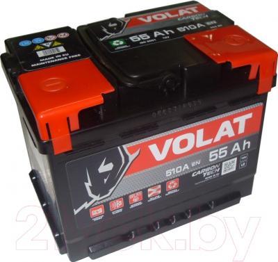 Автомобильный аккумулятор VOLAT Аutopart (55 А/ч)