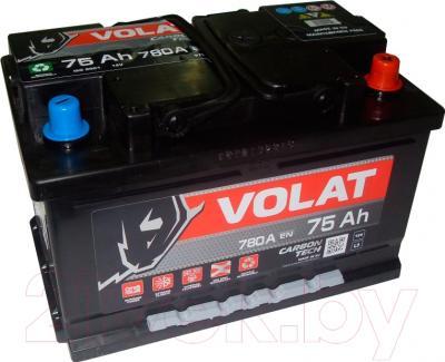 Автомобильный аккумулятор VOLAT Аutopart (75 А/ч, низкий)