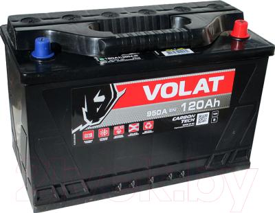 Автомобильный аккумулятор VOLAT Ultra 120 А/ч (950 353 175 230)