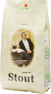 Корм для кошек Стаут Для почтенного возраста НМ125 (2 кг) - общий вид