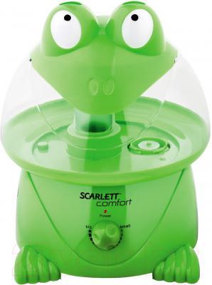 Ультразвуковой увлажнитель воздуха Scarlett SC-AH986M09 (зеленый)