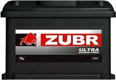Автомобильный аккумулятор Zubr Ultra 100 А/ч (870 353 175 190)
