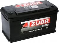 Автомобильный аккумулятор Zubr Ultra (90 А/ч) -