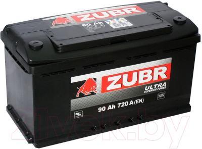 Автомобильный аккумулятор Zubr Ultra (90 А/ч)