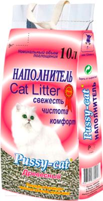 Наполнитель для туалета Pussy-cat PUS009 (10л)