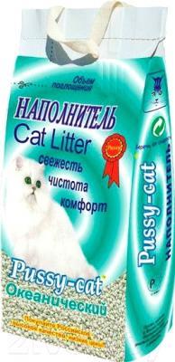 Наполнитель для туалета Pussy-cat PUS008 (10л)
