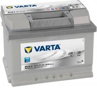 Автомобильный аккумулятор Varta Silver Dynamik (61 А/ч) -