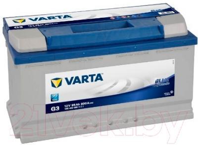 Автомобильный аккумулятор Varta Blue Dynamik (95 А/ч)