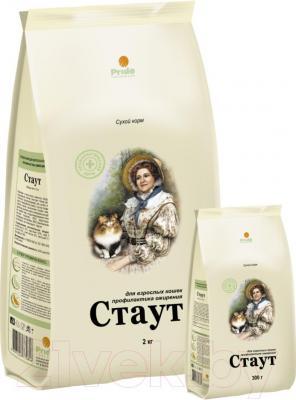 Корм для кошек Стаут Профилактика ожирения НМ143 (15 кг) - общий вид