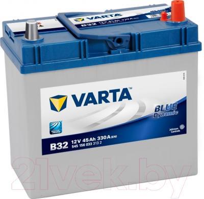 Автомобильный аккумулятор Varta Blue Dynamik Japan (45 А/ч)