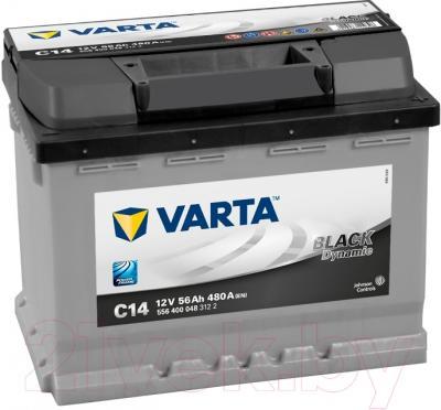 Автомобильный аккумулятор Varta Black Dynamik (56 А/ч)