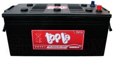 Автомобильный аккумулятор Topla 225 А/ч