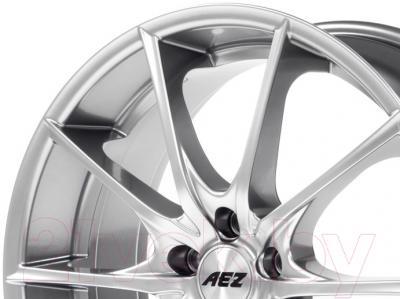 "Литой диск AEZ Bridge 17x8"" 5x114.3мм DIA 71.6мм ET 48мм HG"