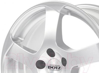"""Литой диск Dotz Freeride 16x7"""" 5x108мм DIA 70.1мм ET 48мм S"""