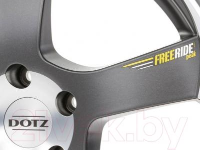 "Литой диск Dotz Freeride 17x7.5"" 5x114.3мм DIA 71.6мм ET 45мм"