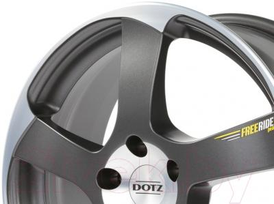 "Литой диск Dotz Freeride 18x7.5"" 5x112мм DIA 70.1мм ET 38мм"