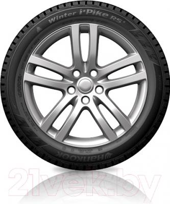 Зимняя шина Hankook Winter i*Pike RS+ W419D 215/65R16 98T