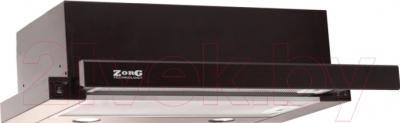 Вытяжка телескопическая Zorg Technology Storm IS 700 (50, черный)