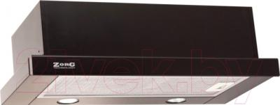Вытяжка телескопическая Zorg Technology Storm IS 700 (60, черный)
