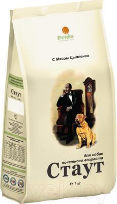 Корм для собак Стаут Для почтенного возраста НМ161 (3 кг) - общий вид