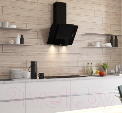 Вытяжка декоративная Zorg Technology Vesta 1000 M (90, черный)