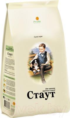 Корм для собак Стаут Для щенков крупных пород НМ152 (15 кг)