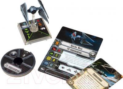 Настольная игра Мир Хобби Star Wars X-Wing. Расширение TIE-перехватчик 1209