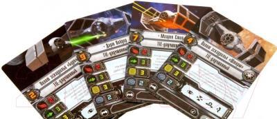 Настольная игра Мир Хобби Star Wars X-Wing. Расширение TIE-улучшенный 1205