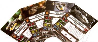 Настольная игра Мир Хобби Star Wars X-Wing. Расширение Y-Wing 1204