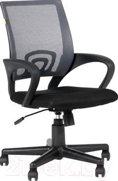 Кресло офисное Chairman 696 (темно-серый)