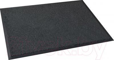Грязезащитный коврик Kleen-Tex Mono 85x120 (черный)