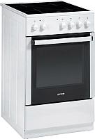 Кухонная плита Gorenje EC51101AW -