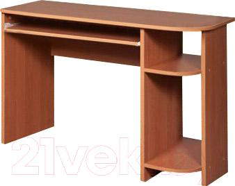 Компьютерный стол Мебель-Класс Компакт (ольха)