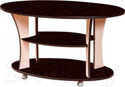 Журнальный столик Мебель-Класс Барселона (венге-дуб молочный 1)
