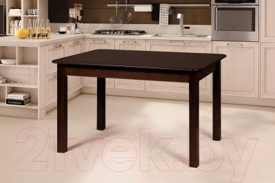 Обеденный стол Мебель-Класс Бахус (венге) - в интерьере