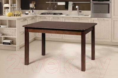 Обеденный стол Мебель-Класс Бахус (орех) - в интерьере
