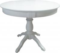 Обеденный стол Мебель-Класс Гелиос (белый) -