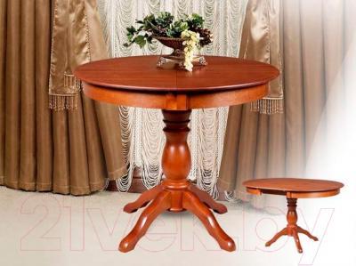 Обеденный стол Мебель-Класс Гелиос (мокко) - в интерьере
