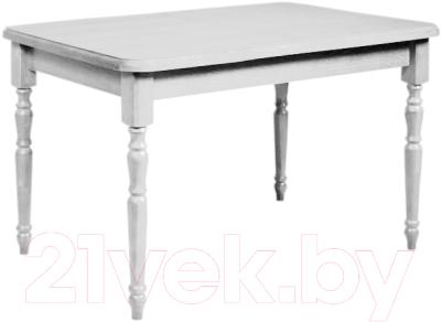 Обеденный стол Мебель-Класс Дионис (белый)