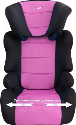 Автокресло Siger Смарт (фиолетовый)