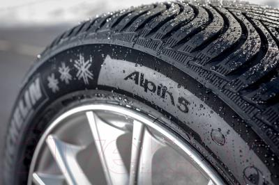 Зимняя шина Michelin Alpin 5 215/55R16 97H